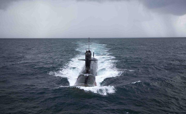 Kalvari-class submarine, Kalvari, INS Kalvari, Submarine, Indian Navy, Military, Diesel-Electric Submarine