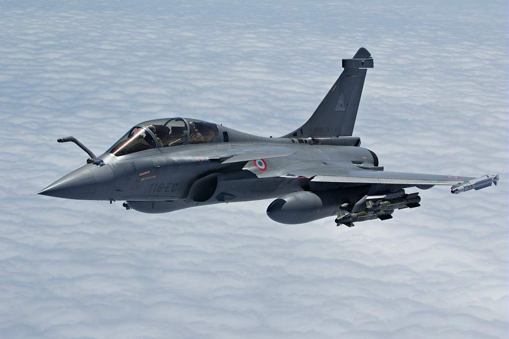 Dassault Rafale - The Future of Indian Air Force; Courtesy - Dassault Aviation.