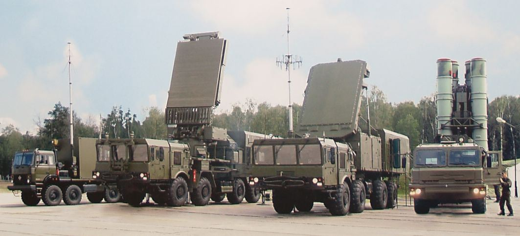 India eyes safer skies with S-400 air defense system