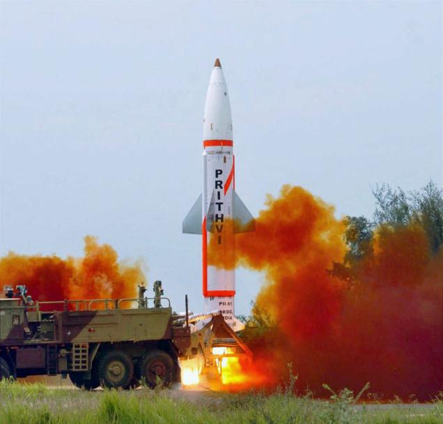 India's struggle for Ballistic Missile Defense (BMD) System – PAD/AAD System.