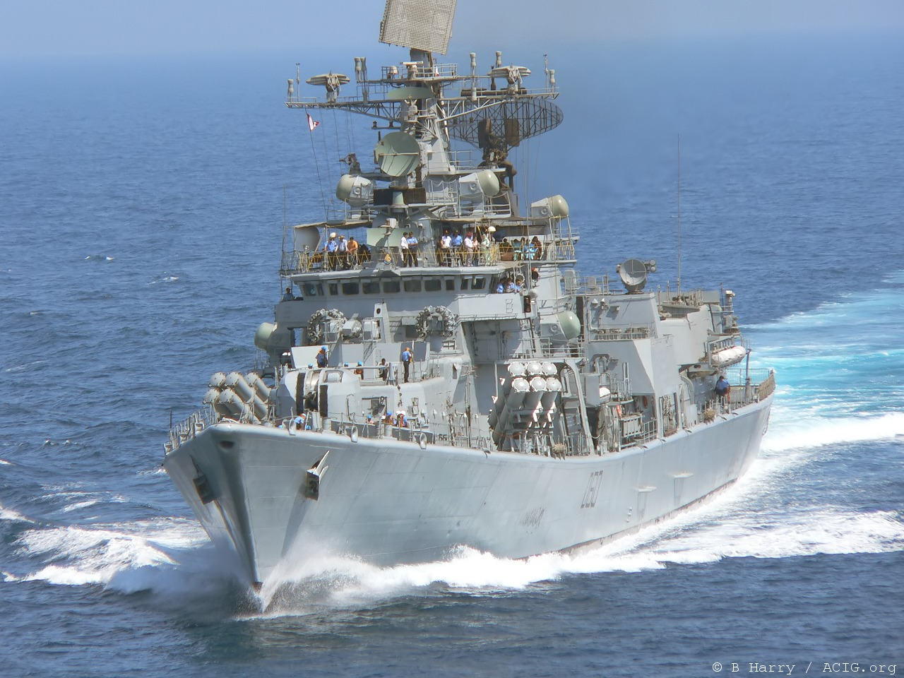 Exercise IBSAMAR – Indian Navy to host Brazilian and South African Navy for Tri-lateral naval warfare game.