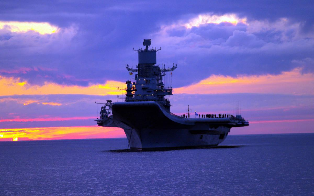 The mighty aircraft carriers of the world – Taking war to the doorsteps of the enemies.