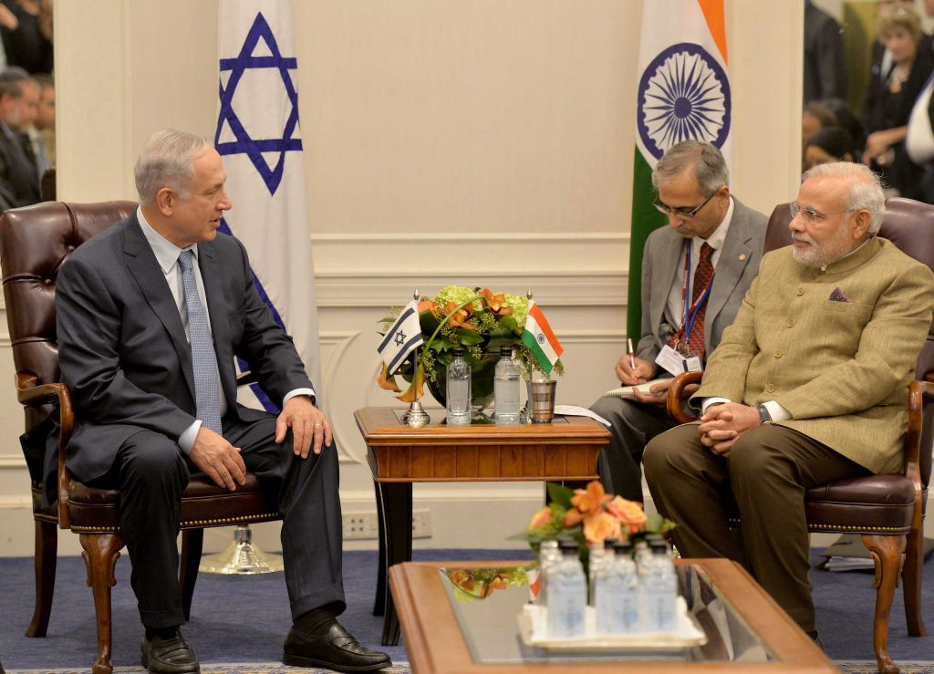 India to conclude crucial defence deals with Israel during PM Narendra Modi visit to Jerusalem.