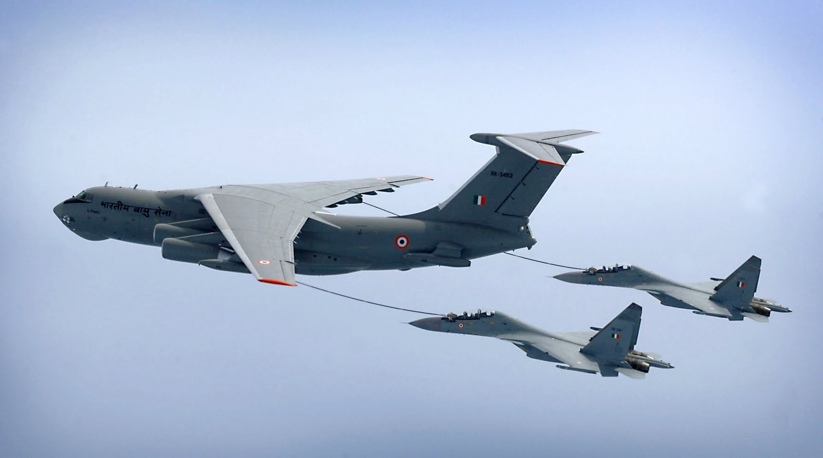 IAF to participate in Red Flag air exercise : Hunt for the top guns !!!