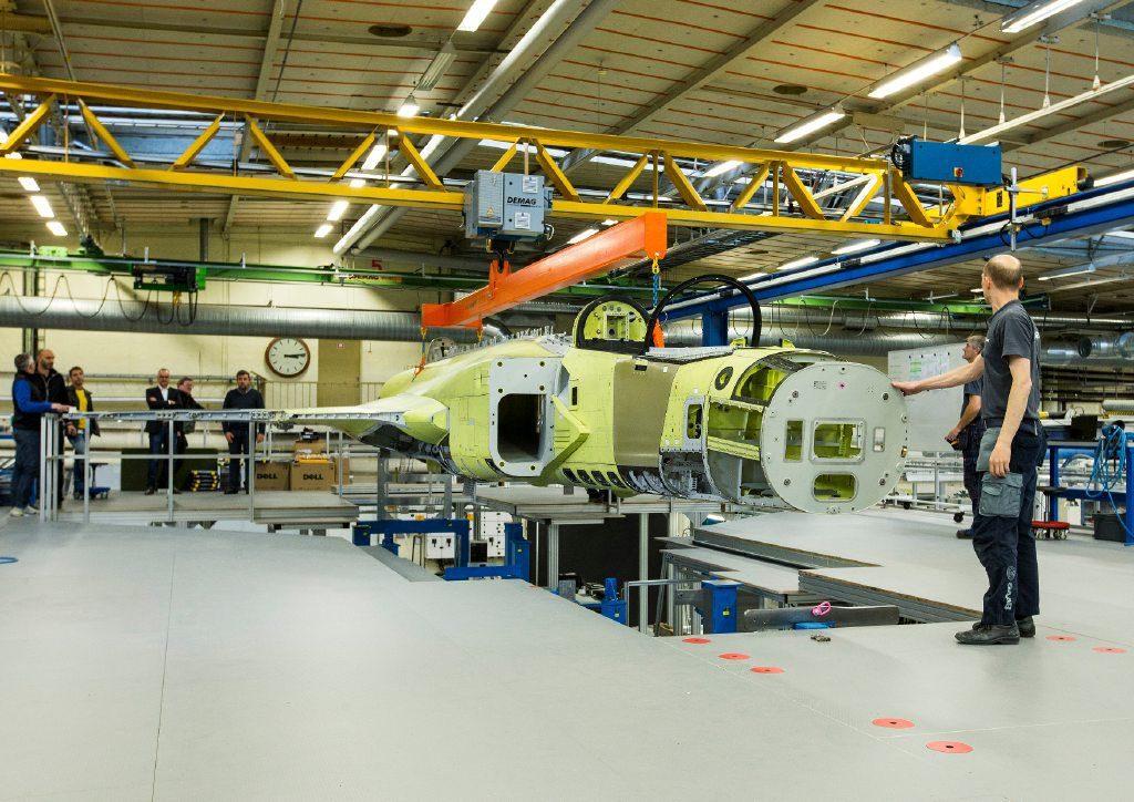 Saab, Gripen-E, Smart Fighter