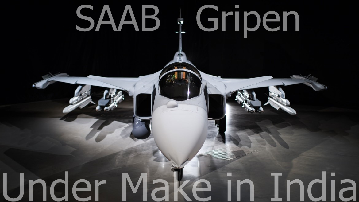 Saab aims to set-up a complete aerospace ecosystem in India for Gripen development and manufacturing.