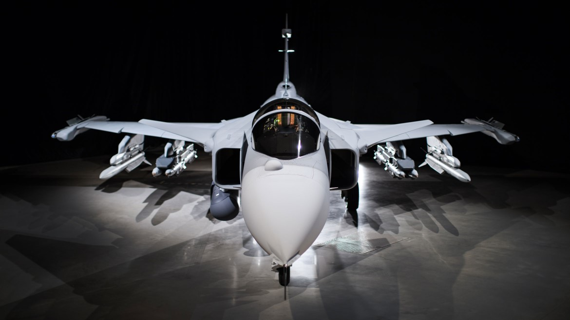 Saab, Gripen-E, Smart Fighter, Fighter aircraft, aircraft