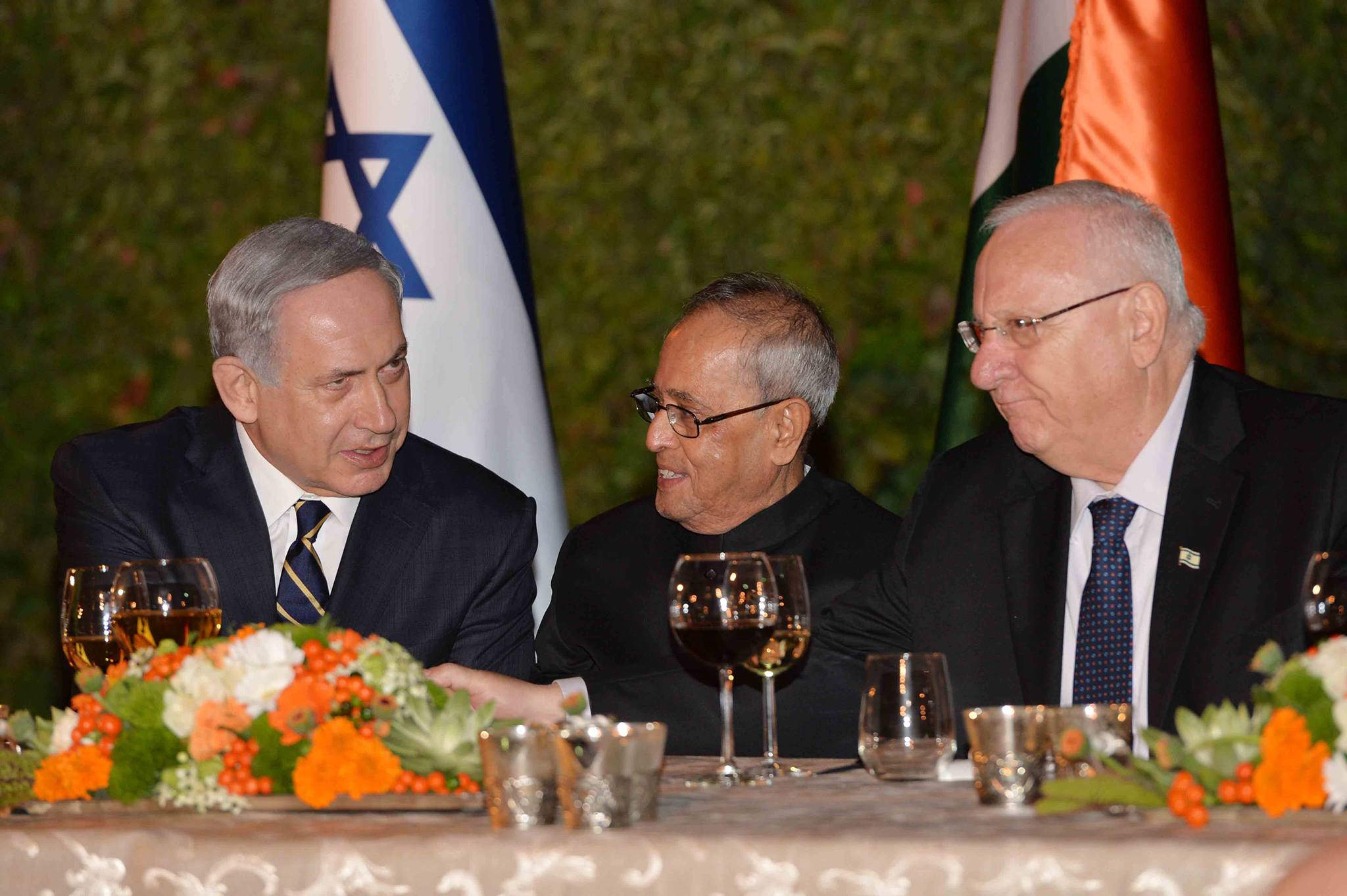 Israeli President Reuven Rivilin scheduled to visit India at a time when the country makes tectonic shift in its Middle Eastern policy.