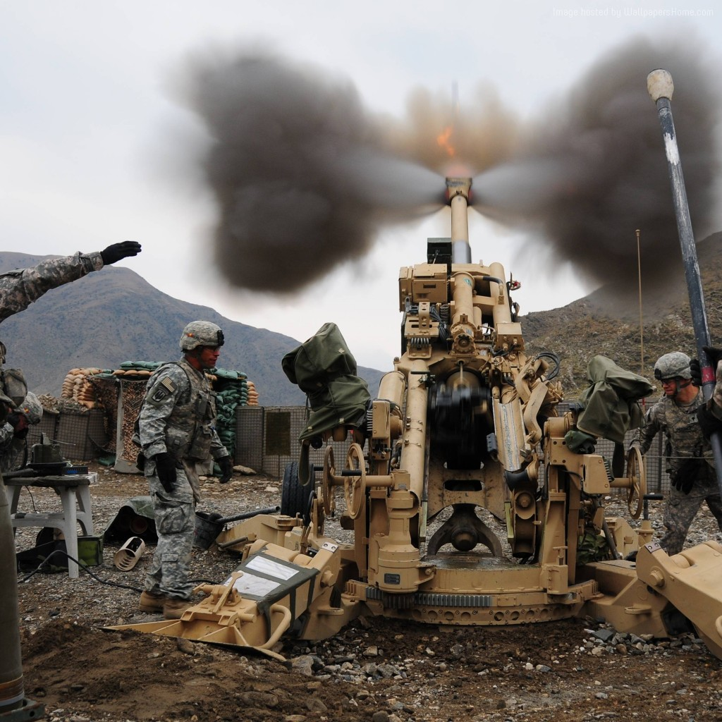 India and US Conclude Rs.5000 Crore Deal for 145 M777 Howitzers.