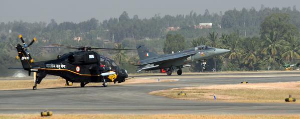 Indigenous aircraft to throb the hearts of audience at Aero India.