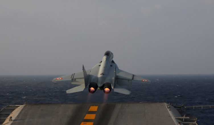 With Indian Navy floating an RFI for 57 aircraft, global