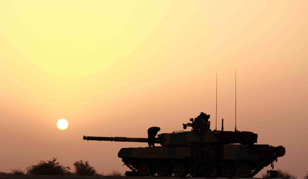 Arjun Series : Tracing the developmental cycle of Indigenously developed Arjun Main Battle Tanks