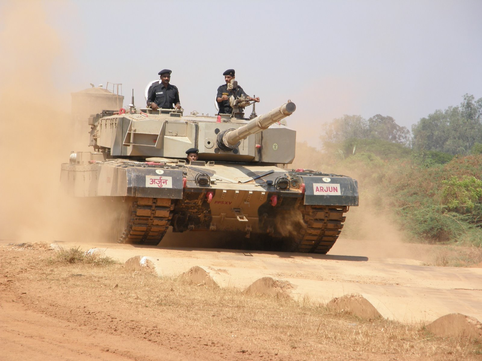 Arjun Series : Inception of the Arjun Program and Indian Army's need for a reliable indigenously designed Main Battle Tank.
