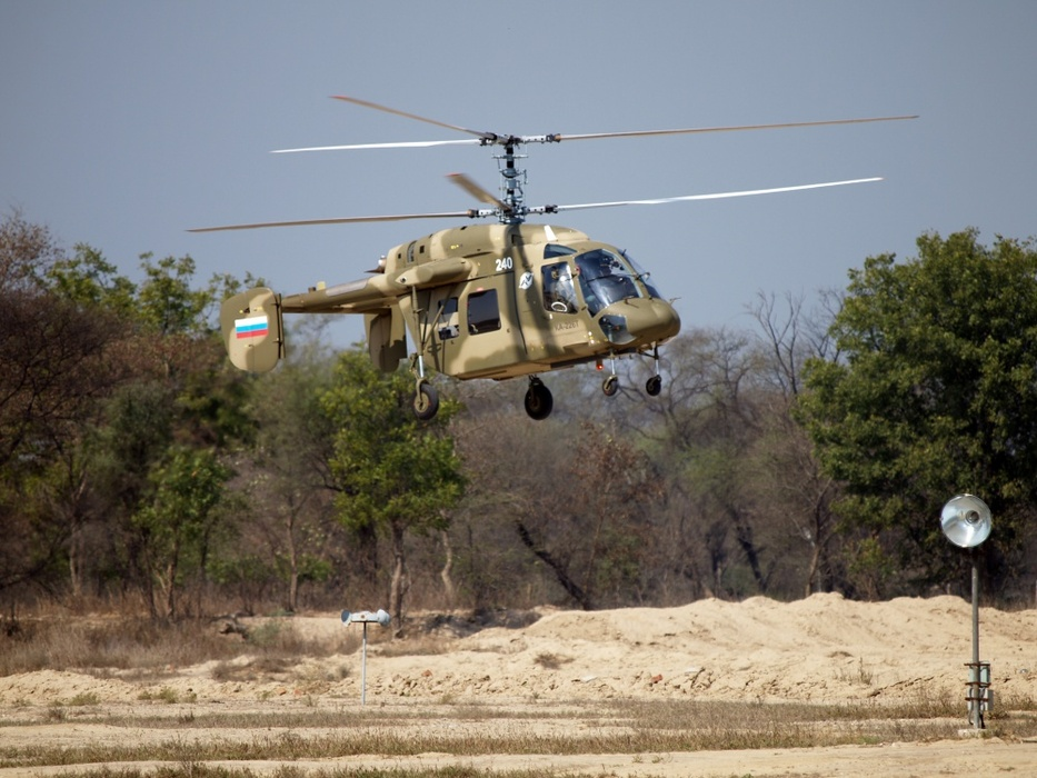 India's decades of hunt for reliable Light Utility Helicopter to end soon as Kamov and HAL's LUH program see the day of light.