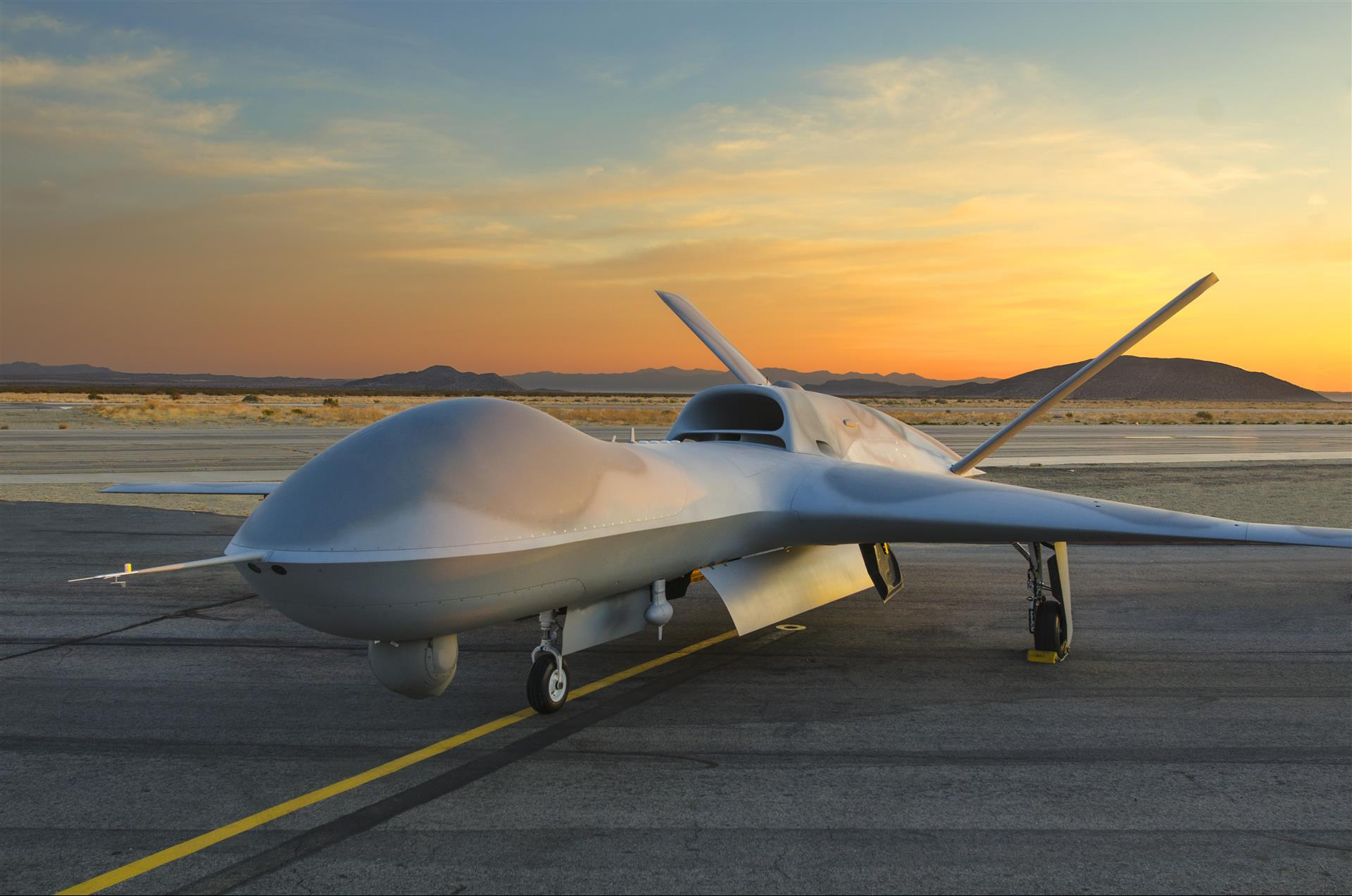 India All Set to Acquire 90 Avenger Armed Drones From General Atomics, America's Leading Drone Manufacturer?