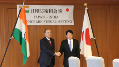 India, Japan, Defence Minister, Arun Jaitley Defence Minister iiii