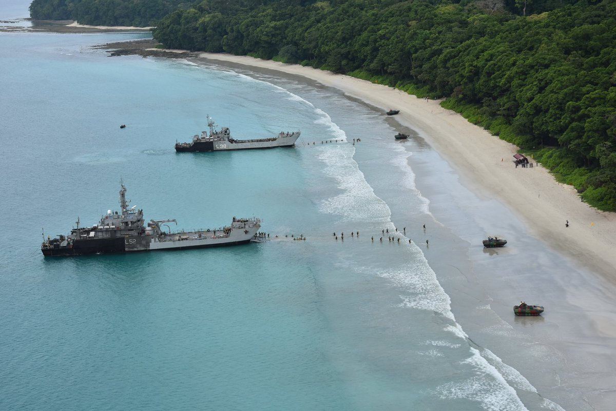 Strengthening the Andaman and Nicobar Command (ANC) for a better Guarded Indian Ocean Region (IOR).