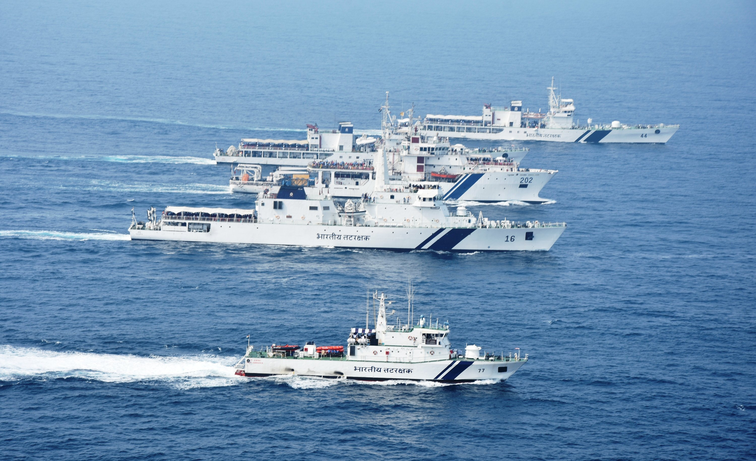 Navy issues RFP for Naval Platforms worth INR 15,000 Crore