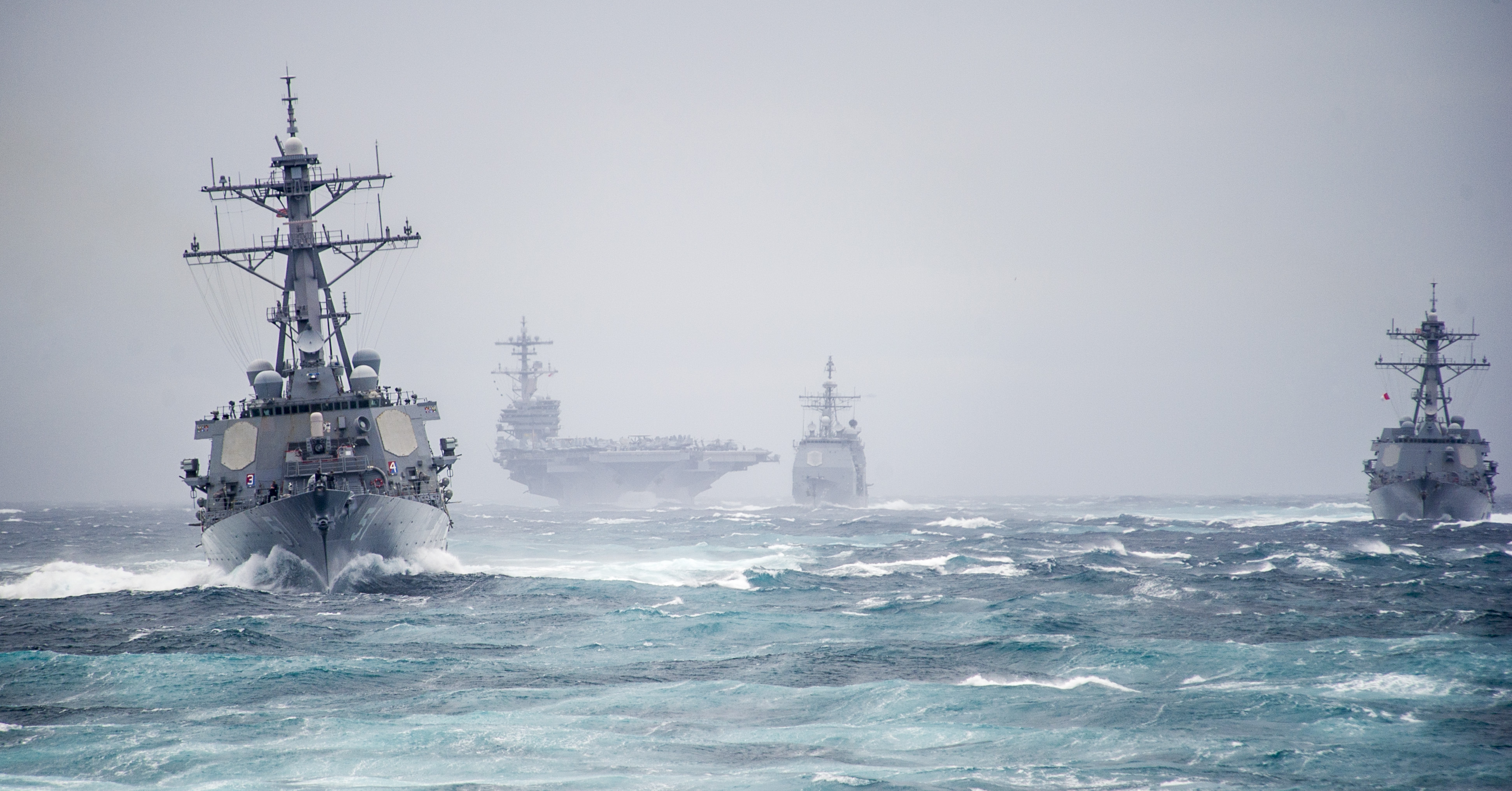 The United States of America and Iran is at the Brink of War and tankers are already at war