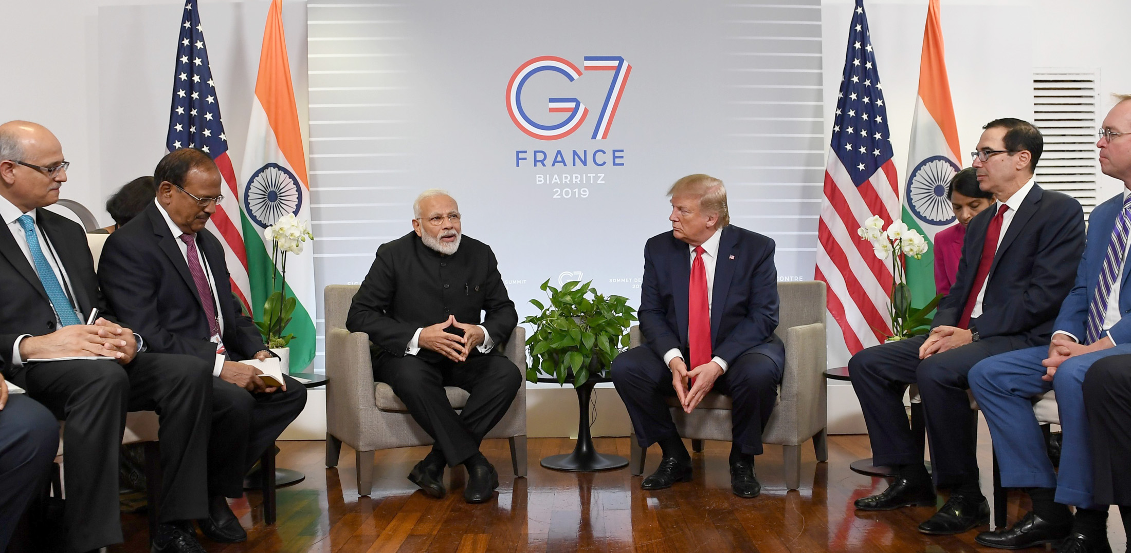 US to host Intersessional Meeting for the impending U.S.-India 2+2 Dialogue