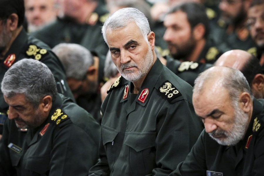 Middle East on the Boil as the US assassinates Top Iranian General Qasem Soleimani