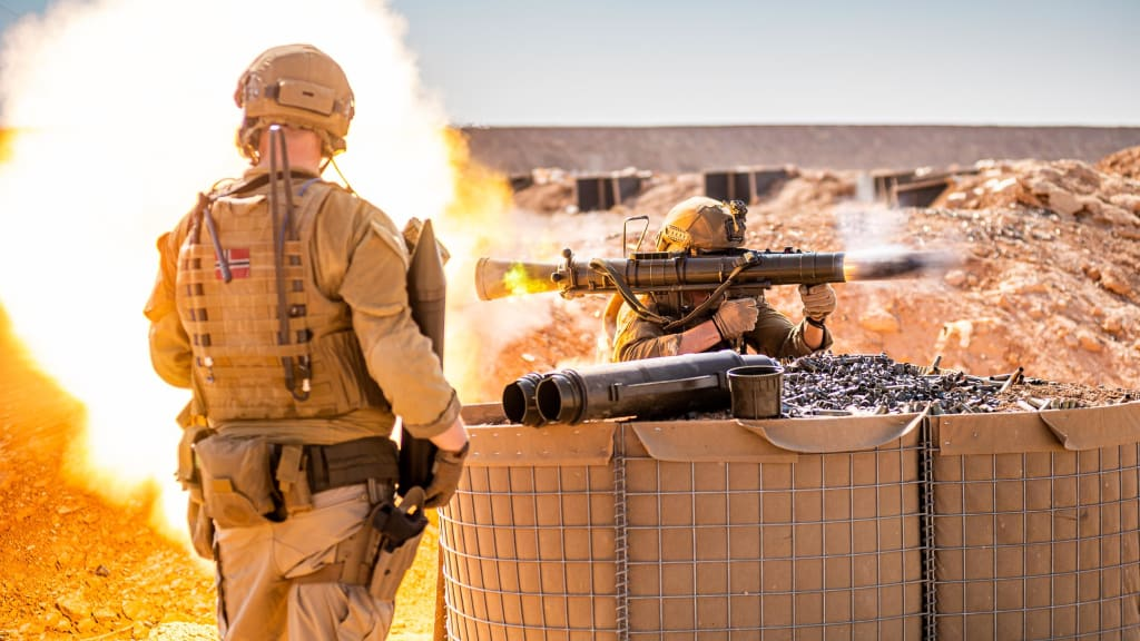 Saab receives order for Carl-Gustaf M4 from Norwegian Armed Forces