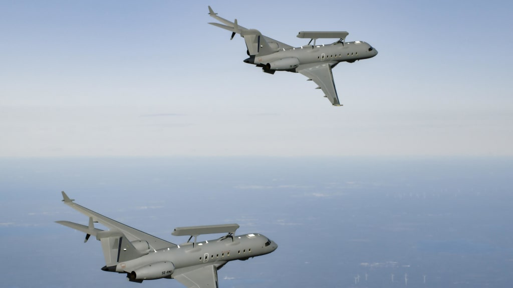 Saab bags follow-on contract for GlobalEye with UAE