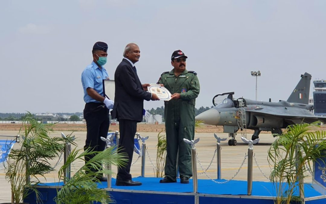HAL Produced FOC Standard LCAs Join IAF Stable